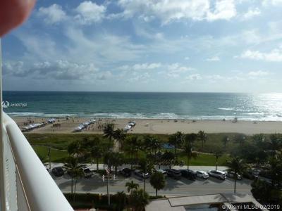 Pompano Beach Condo For Sale: 328 N Ocean Blvd #907