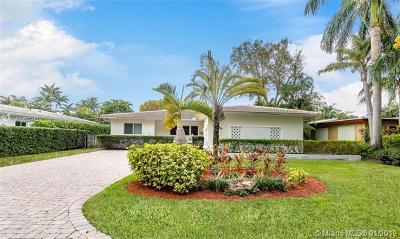 Miami Shores Single Family Home For Sale: 1200 NE 92nd St