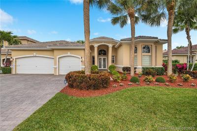 Boca Raton Single Family Home Active With Contract: 9712 Parkview Ave