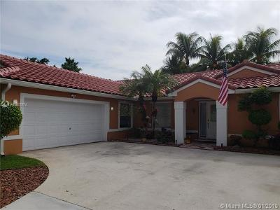 Miramar Single Family Home For Sale: 13320 SW 20th St