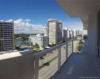 Miami Beach Condo For Sale: 5601 Collins Ave #1115