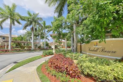 Kendall Breeze, Kendall Breeze South Condo For Sale: 12384 SW 124th Path