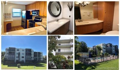 Plantation Condo Active With Contract: 8931 N New River Canal Rd #4B