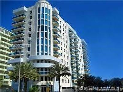 The Waverly At Surfside, The Waverly At Surfside B, The Waverly Rental For Rent: 9201 Collins Ave #522