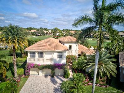 Palm Beach Gardens Single Family Home For Sale: 818 Floret Dr