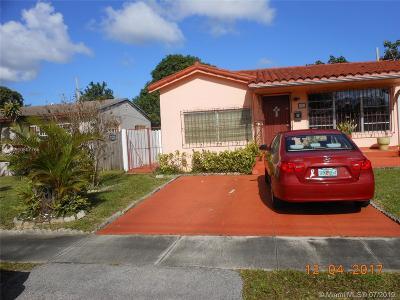 North Miami Beach Single Family Home For Sale: 281 NE 169th St