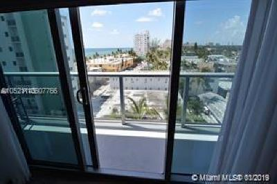 Hollywood Condo For Sale: 777 N Ocean Dr #S425