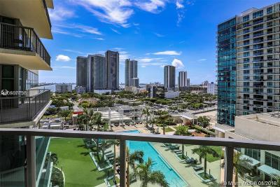 Four Midtown, Four Midtown Condo, Four Midtown Miami, Four Midtown Miami Condo Rental For Rent: 3301 NE 1st Ave #H1608