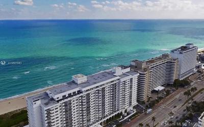 Miami Beach Condo For Auction: 5601 Collins Ave #M1