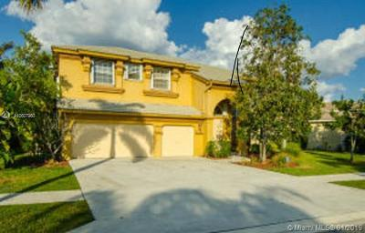 Lake Worth Single Family Home For Sale: 6464 Marbletree Ln