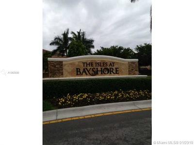 Cutler Bay Condo For Sale: 22638 SW 89th Pl #22638