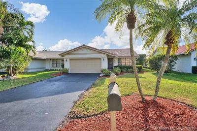 Coral Springs Single Family Home For Sale: 1911 NW 97th Ter