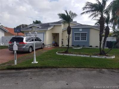 Cutler Bay Single Family Home For Sale: 20985 SW 85th Pl