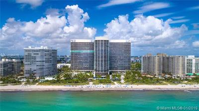 Bal Harbour Condo For Sale: 9701 Collins Ave #1701S