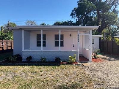 Fort Lauderdale Single Family Home For Sale: 1044 NW 4th Ave