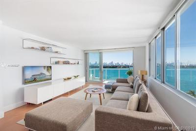 Miami Beach Condo For Sale: 1000 West Ave #711