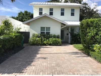 Coral Gables Single Family Home For Sale: 4456 SW 11th St