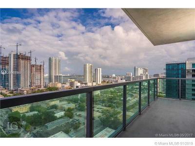 Four Midtown, Four Midtown Condo, Four Midtown Miami, Four Midtown Miami Condo Rental For Rent: 3301 NE 1 Ave #h1812