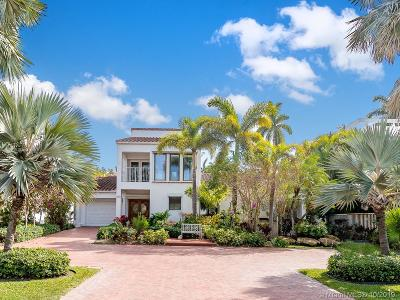 Key Biscayne Single Family Home For Sale