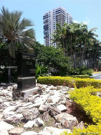 Brickell Bay Club, Brickell Bay Club Condo Condo For Sale: 2333 Brickell Ave #312