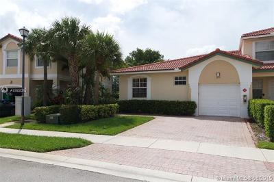 Coral Springs Condo For Sale: 11715 NW 47th Dr