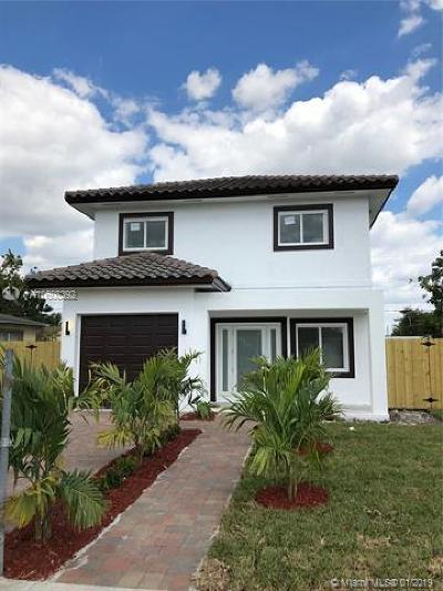 Miramar Single Family Home For Sale: 6221 SW 21st Street