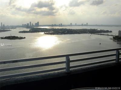 Miami Beach Rental For Rent: 1330 West Ave #3102