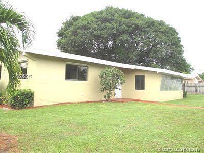 North Miami Beach Single Family Home For Sale: 17550 NE 6th Ave