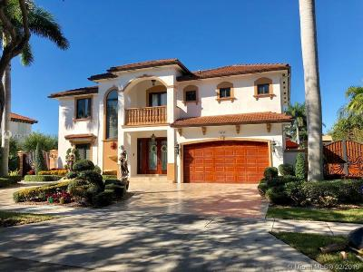 Miami Lakes Single Family Home Sold: 16264 NW 86th Ct