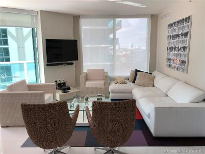 St Tropez On The Bay Iii, St Tropez/Bay 03 Condo, St Tropez/Bay Iii Condo For Sale: 250 Sunny Isles Blvd #3-803