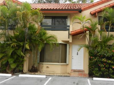 Dadeland Cove, Dadeland Cove Sec 2, Dadeland Cove Sec 02, Dadeland Cove Sec 1 Rental For Rent: 7866 SW 102 Ln