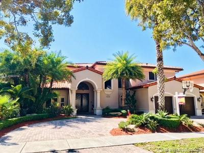 Miami Lakes Single Family Home For Sale: 8042 NW 158th Ter