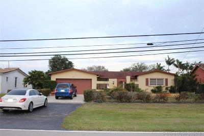 Cooper City Single Family Home For Sale: 4914 SW 90th Ave
