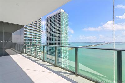 Miami Condo For Sale: 480 NE 31 St #3203