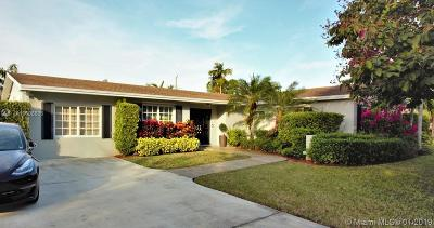 Single Family Home For Sale: 9001 SW 82 Street