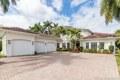 Hollywood Single Family Home For Sale: 999 Captiva Dr