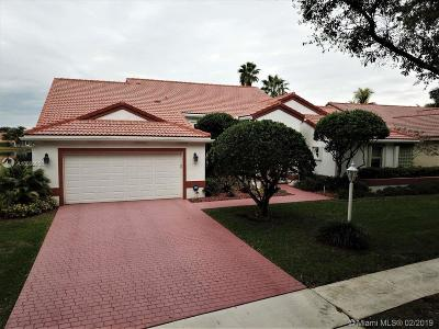 Cooper City Single Family Home Sold: 3711 Ottawa Ln