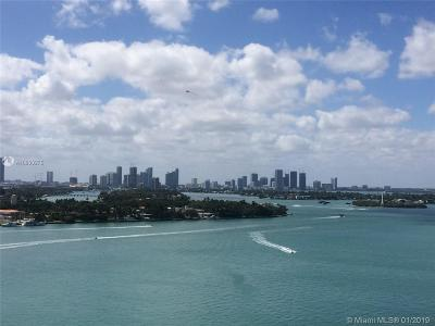 Miami Beach Rental Leased: 520 West Ave #1603