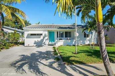 Broward County Single Family Home For Sale: 270 SW 9th St
