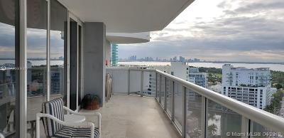 Miami Beach Condo For Sale: 6301 Collins Ave #2106