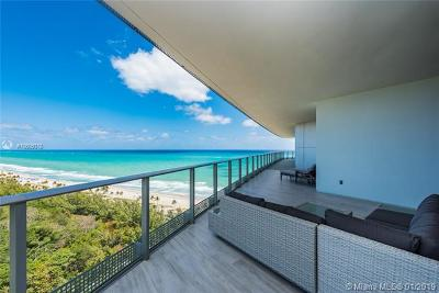 Fort Lauderdale Condo For Sale: 701 N Fort Lauderdale Beach Blvd #1704