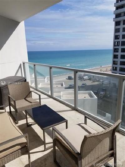 Hollywood Condo For Sale: 3101 S Ocean Dr #607