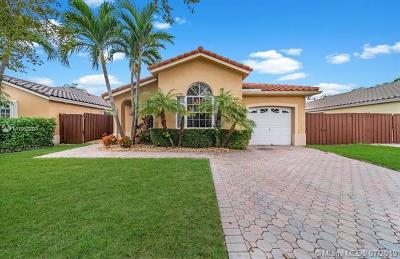 The Palms At Kendall Single Family Home For Sale: 11306 SW 92nd St