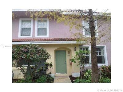 Coral Springs Condo For Sale: 6520 W Sample Rd #6520