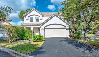 Coral Springs Single Family Home For Sale: 3756 Wilderness Way