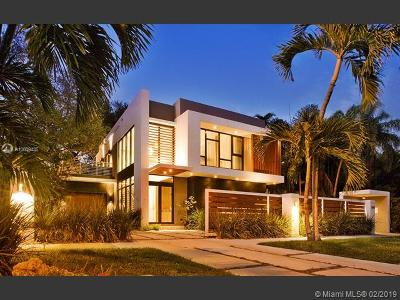 Coconut Grove FL Single Family Home For Sale: $2,275,000