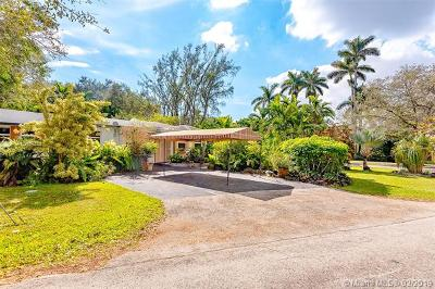 Biscayne Park Single Family Home For Sale: 11853 Griffing Boulevard