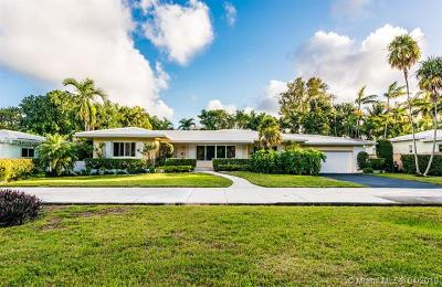 Miami Shores Single Family Home For Sale: 1234 NE 101 St