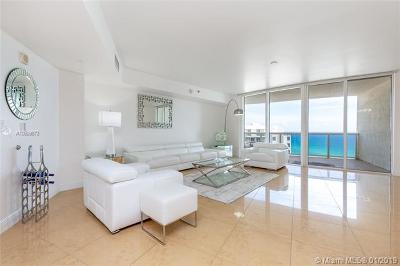 Ocean Four, Ocean Four Condo, Ocean Four Condo + Den, Ocean Four + Den, Ocean Four Condominium Rental For Rent: 17201 Collins Ave #1107