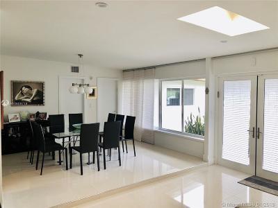 North Miami Beach Single Family Home For Sale: 18800 NE 21st Ave